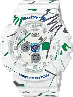 Японские женские часы в коллекции Baby-G Женские часы Casio BA-120SC-7A