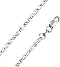 Серебряные цепочки Цепочки Красцветмет NC-22-072-3-0-60
