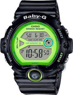 Японские женские часы в коллекции Baby-G Женские часы Casio BG-6903-1B