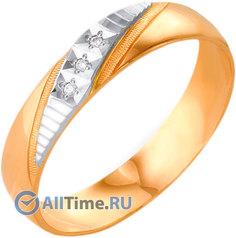 Золотые кольца Кольца Ювелирные Традиции Ko112-004