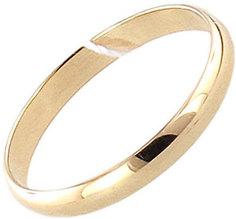 Золотые кольца Кольца Эстет 01O030343