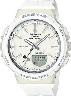 Японские женские часы в коллекции Baby-G Женские часы Casio BGS-100-7A1
