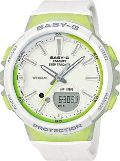 Японские женские часы в коллекции Baby-G Женские часы Casio BGS-100-7A2