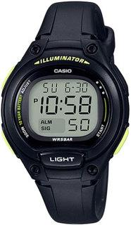 Японские мужские часы в коллекции Collection Мужские часы Casio LW-203-1B