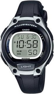 Японские мужские часы в коллекции Collection Мужские часы Casio LW-203-1A