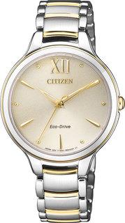Японские женские часы в коллекции Citizen L Женские часы Citizen EM0554-82X