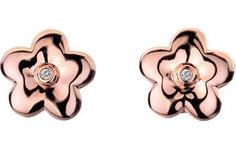 Серебряные серьги Серьги Hot Diamonds DE293