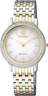 Японские женские часы в коллекции Citizen L Женские часы Citizen EX1484-81A