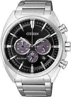 Японские мужские часы в коллекции Elegant Мужские часы Citizen CA4280-53E