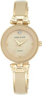 Женские часы в коллекции Diamond Женские часы Anne Klein 1980TMGB