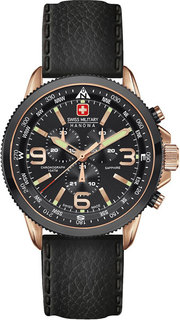 Швейцарские мужские часы в коллекции Avio Мужские часы Swiss Military Hanowa 06-4224.09.007