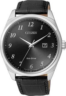 Японские мужские часы в коллекции Elegant Мужские часы Citizen BM7320-01E