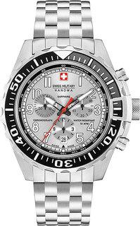 Швейцарские мужские часы в коллекции Challenge Мужские часы Swiss Military Hanowa 06-5304.04.001
