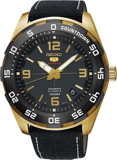 Японские мужские часы в коллекции SEIKO 5 Sports Мужские часы Seiko SRPB86K1