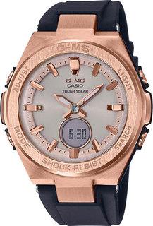 Японские женские часы в коллекции Baby-G Женские часы Casio MSG-S200G-1A