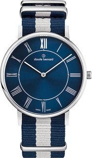 Швейцарские мужские часы в коллекции Classic Мужские часы Claude Bernard 20219-3NABURBN