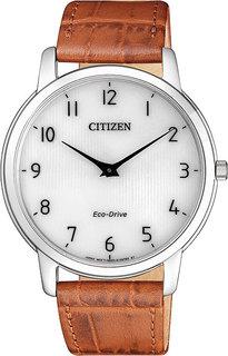 Японские мужские часы в коллекции Stiletto Мужские часы Citizen AR1130-13A