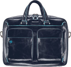 Кожаные сумки Piquadro CA2849B2/BLU2