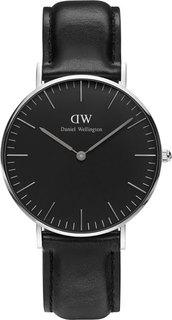 Женские часы в коллекции Classic Black Женские часы Daniel Wellington DW00100145