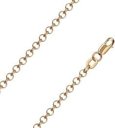 Золотые цепочки Цепочки Красцветмет NC-12-278-0-50