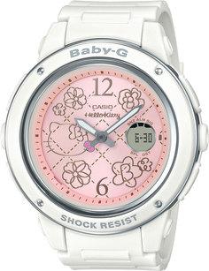 Японские женские часы в коллекции Baby-G Женские часы Casio BGA-150KT-7BER