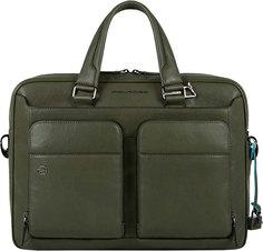 Кожаные сумки Piquadro CA2849B3/VE