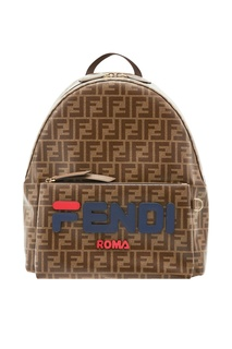Рюкзак с монограммами FF Fendi