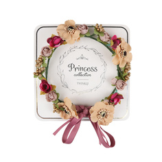 TWINKLE PRINCESS COLLECTION Ободок для волос Flowers Pink