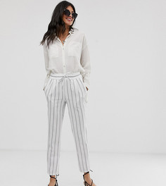 Суженные книзу брюки в полоску Vero Moda Tall - Мульти