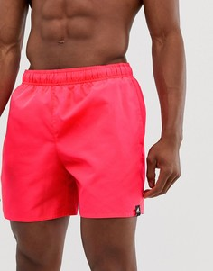 Красные шорты для плавания Adidas - Красный
