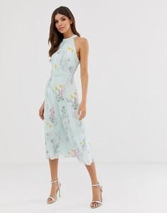 43e51ea59fde Купить платья миди Ted Baker - цены на платья миди Тед Бейкер на ...