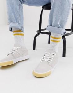 Кроссовки средней высоты Nike SB Zoom Janoski - Бежевый