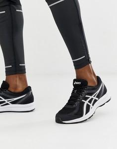Черные кроссовки Asics Running Gel Braid - Черный