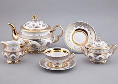 Чайный сервиз Rudolf Kampf, Сервиз чайный 15 предм. (линия Ирак)