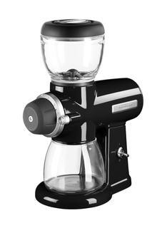 Кофемолки KitchenAid Кофемолка Artisan, черный