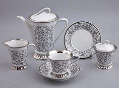 Чайный сервиз Rudolf Kampf, Сервиз чайный 15 предметов, В ПОДАРОЧНОЙ КОРОБКЕ