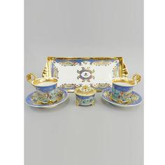 Чайный сервиз Rudolf Kampf, Подарочный набор чайный Тет-а-тет, В ПОДАРОЧНОЙ КОРОБКЕ