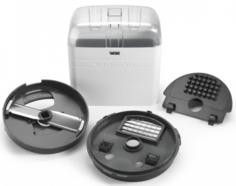Аксессуары для комбайнов KitchenAid Комплект для нарезки кубиками 12 мм для чаш объемом 4 л