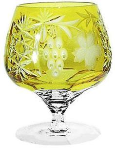 Бокалы для коньяка Ajka Crystal Grape Amber фужер для коньяка 300 мл