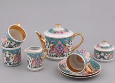Чайный сервиз Rudolf Kampf, Сервиз чайный с кружкой 0,22л, В ПОДАРОЧНОЙ КОРОБКЕ