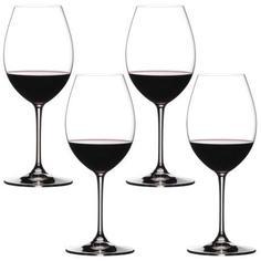 Наборы бокалов для красного вина Riedel Ouverture - Набор фужеров 8 шт. Magnum хрустальное стекло 7408/90