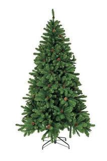 Искусственные елки Triumph Tree Ель Императрица с шишками 200 cm зелёная 73262
