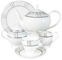 Anna Lafarg Emily Шенонсо Чайный сервиз 21 предмет на 6 персон