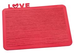 Разделочные доски Koziol HAPPY BOARD LOVE Разделочная доска, красная