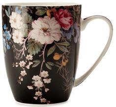 Кружки Maxwell & Williams Полночные цветы Кружка в подарочной упаковке