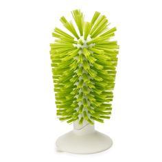 Губки, Щётки Joseph Joseph Щетка для стаканов на присоске Brush-up зеленая