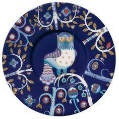 Блюдца Iittala Taika Блюдце 15см, blue