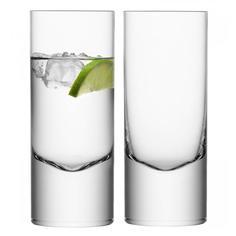 Наборы стаканов LSA Набор из 4 хайболов Boris 360 мл