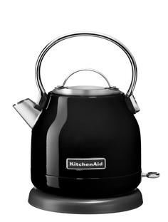 Электрочайники KitchenAid Электрочайник 1,25 л, черный