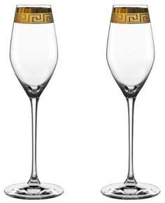 Наборы бокалов для шампанского Nachtmann Muse Champagne Set 2, набор бокалов для шампанского 2 шт